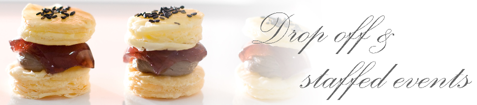 Canapes from $2.50 ea, All Pricing Excludes GST - OfficeCateringSydney.com.au