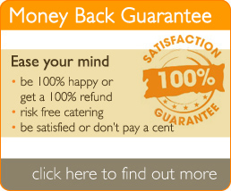 Money Back Guarantee  - OfficeCateringSydney.com.au